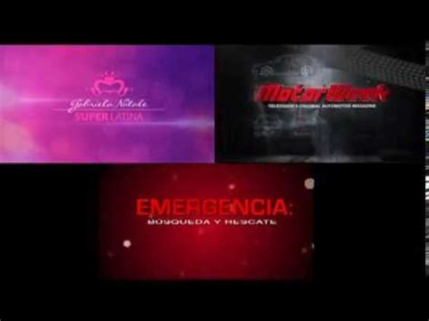 programacion vme tv el horario de los s 225 bados cambi 243 promo youtube