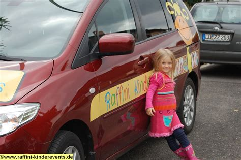 Autowerbung Kinder by Raffini Kinderevents Autowerbung 8 Raffini