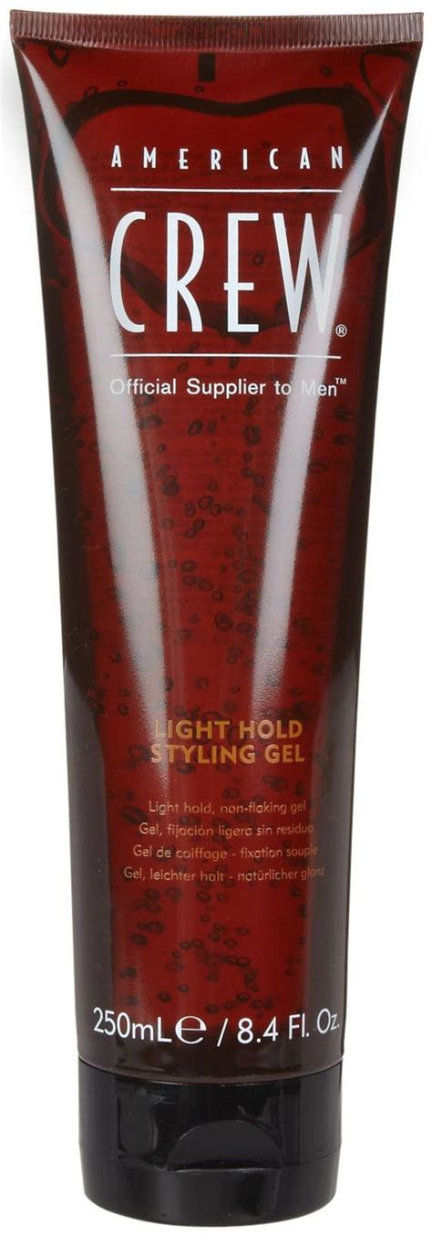 light hold styling gel crew light hold styling gel thames
