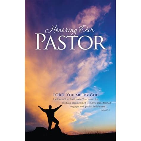 Pastor anniversary clipart honoring our pastor parable