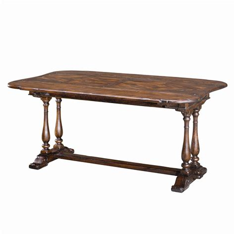 theodore tables traditional rectangular drop
