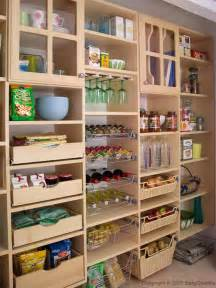 Kitchen Pantry Closet Organization Ideas by 10 Steps To An Orderly Kitchen Hgtv