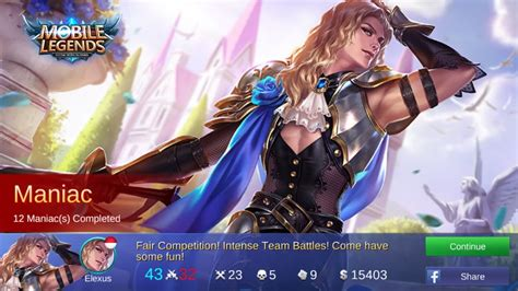 tutorial lancelot mobile legend tutorial tips cara belajar main lancelot hero guide