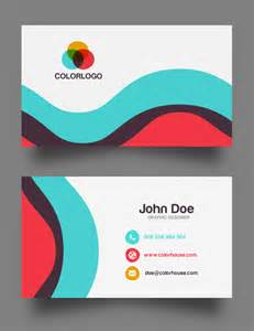 business cards free design templates 30 free business card psd templates mockups design