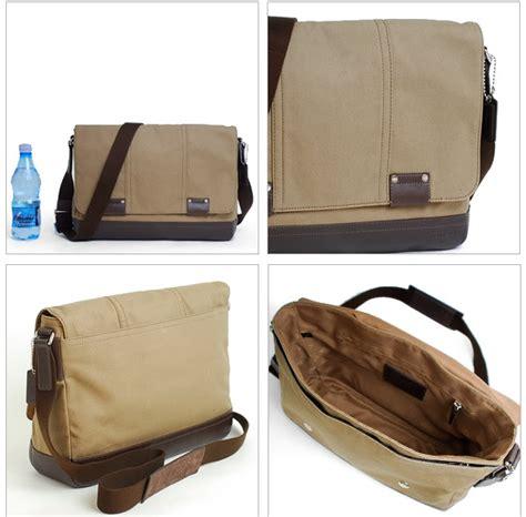 Coach Messenger Laptop Bag 1 your coach connection coach camden canvas leather flap messenger laptop business bag