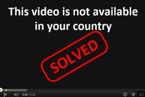 """how to bypass """"not available in your location"""" message"""