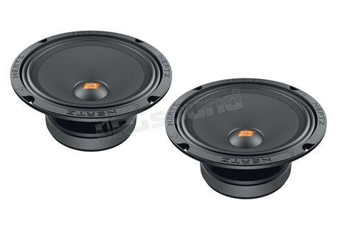 Tone Stereo Bifet Jrc4558 Midrange hertz sv 200 1 altoparlanti midrange rg sound store