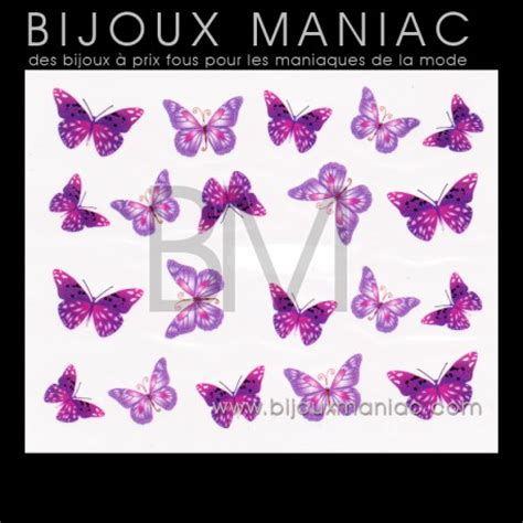 Deco Ongle Papillon by D 233 Coration D Ongles Motif Papillons