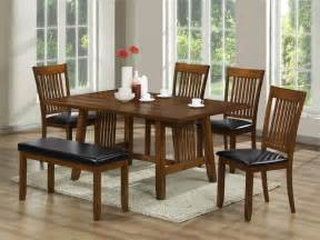 mission style dining room set marceladick