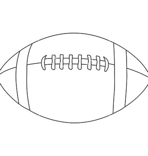 football outline images 32 cliparts