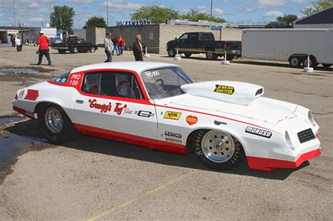 1970 Camaro Grumpys Racer jeff johnson motorsports drag racing