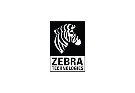 Zebra Technologies logo   Computer logo, NASDAQ