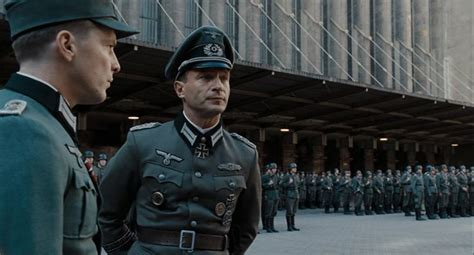 The Germans Welcome Tom Cruise by Valkyrie 2008 Historical Thriller Germany World
