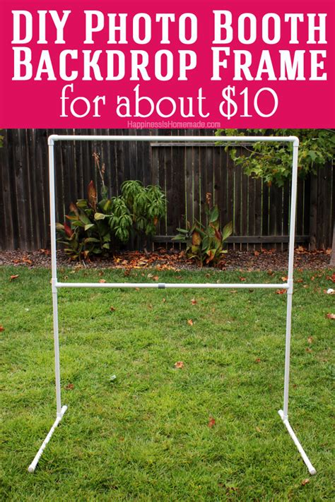 design frame photo booth 16 diy photo booth backdrop ideas images diy photo booth