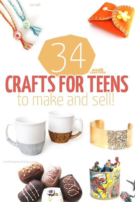 I Want To Sell My Handmade Items - 34 cool crafts for to make and sell handmade
