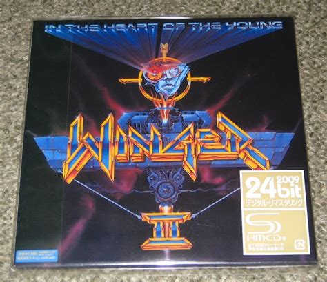 Cd Winger In The winger records lps vinyl and cds musicstack
