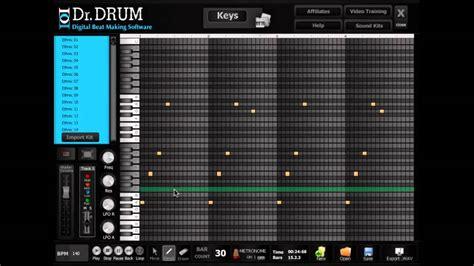 drum rhythm program dr drum beat making software full tutorial best beat