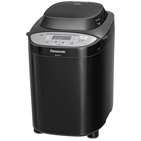 kitchen appliances clearance panasonic sd2511 breadmaker black other kitchen