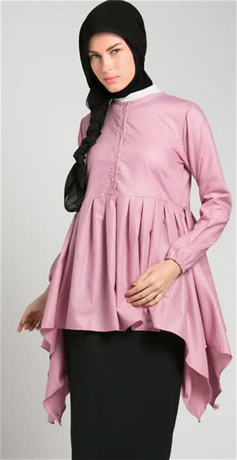 desain baju hamil kantor 16 model baju hamil muslim untuk kerja terbaik kumpulan