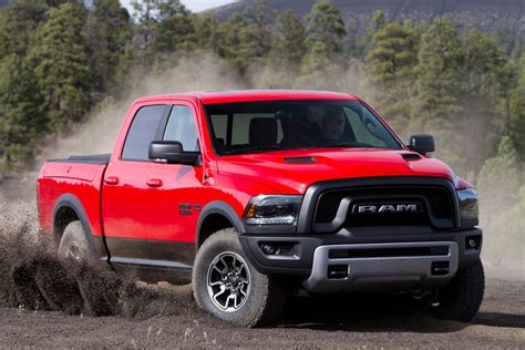 2016 jeep rebel 2016 ram 2500 power wagon ram 1500 rebel first drive