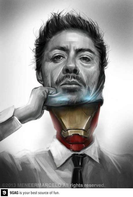 tony stark suits iron man inside tony stark suit comics pinterest