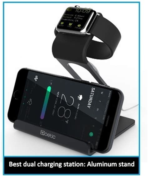 driven by decor family charging station best charging station best iphone and apple watch charging