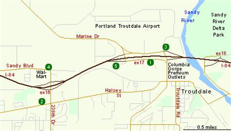 map of troutdale oregon hotels in troutdale or oregon hotels