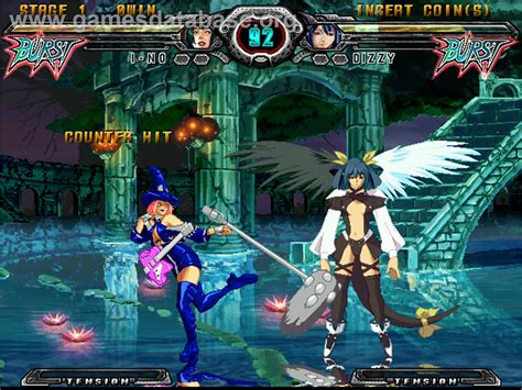 best mame guilty gear xx accent arcade database