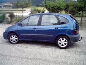 Renault Megane Scenic 1998 1998 Renault Scenic Partsopen
