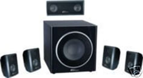 paramax home theater system p 6 digital series cheap