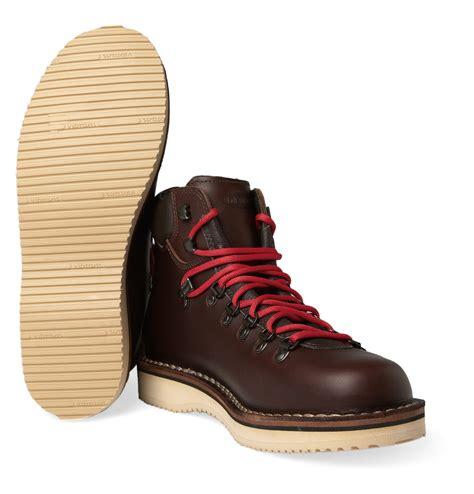 diemme boots diemme roccia vet leather boots in brown for lyst