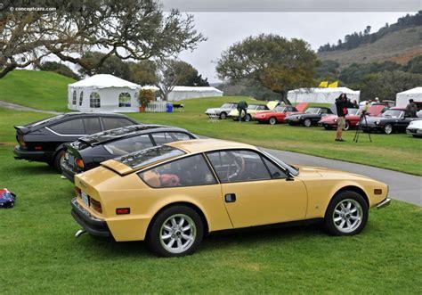 Alfa Romeo Junior Zagato by 1973 Alfa Romeo Junior Zagato 1600 Chassis Information