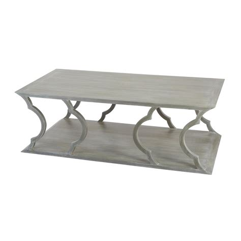 grey coffee table titan lighting mahogany cloud gray coffee table tn 892468 the home depot