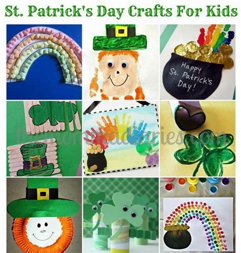 s day projects for toddlers st s day crafts for crafts