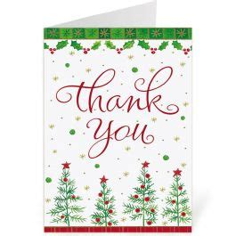 snowflake thank you note cards bogos special deals