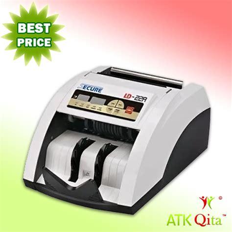 Secure Ld 22a Mesin Hitung Uang Laminating Jilid Money Counter Cashbox mesin penghitung uang secure ld 22a
