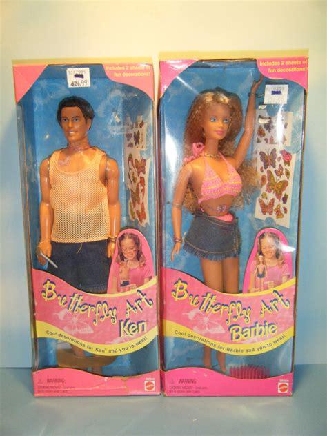 butterfly 1998 doll 1998 butterfly ken dolls 74299229954 ebay