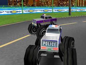 3d police monster truck 3d police monster trucks truck games online truck and