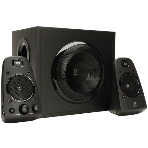 Logitech Z623 Speaker System logitech z623 2 1 2x35w 1xsubwoofer sound speakers