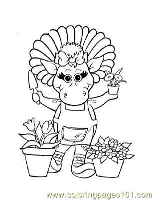 barney coloring pages pdf barney 2 coloring page free barney coloring pages