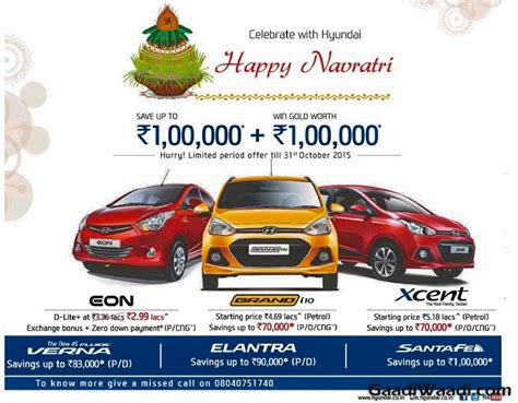 Best Discounts Available on Cars this Festive Season, Upto