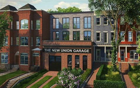 The Garage On Capitol Hill New Union Garage 3 Luxury Condos Capitol Hill Dc