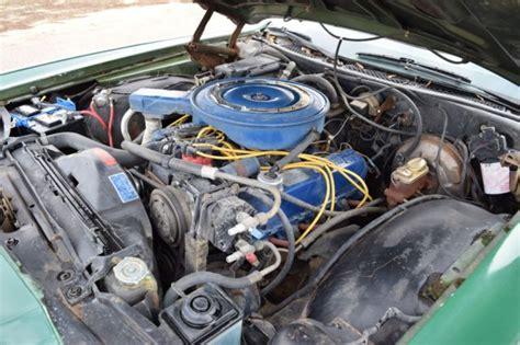mercury marquis brougham coupe  sale  technical specifications description