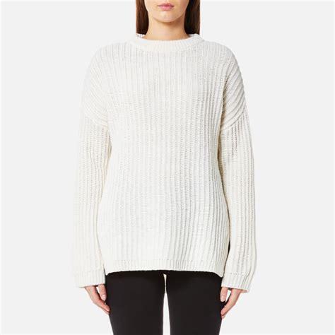Sweater Marshmelo 06 levi s ribbed crew sweater saturated indigo prezzi sconti