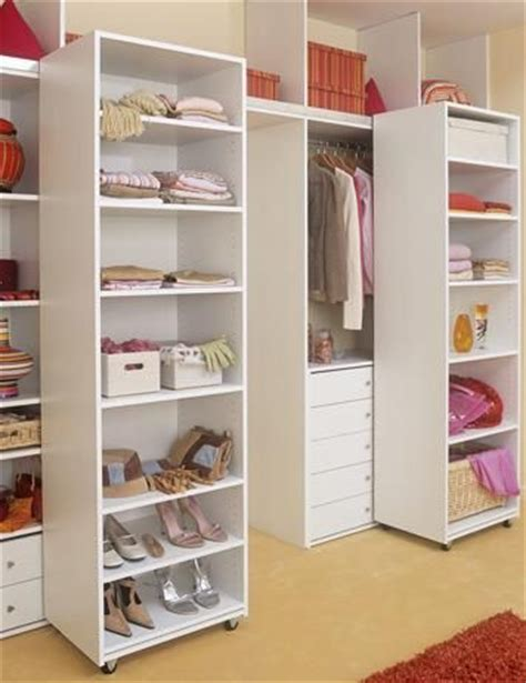 Closet Wheels by What A Great Way To Utilize The Space Wheels Diy