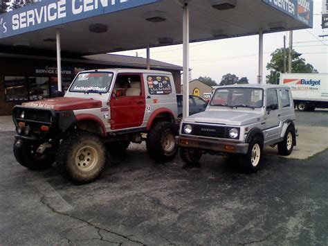 stock jeep vs lifted jeep lifted yj s vs stock yj s