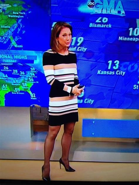 for ginger zee at abc absolute dream comes true ginger zee on pinterest
