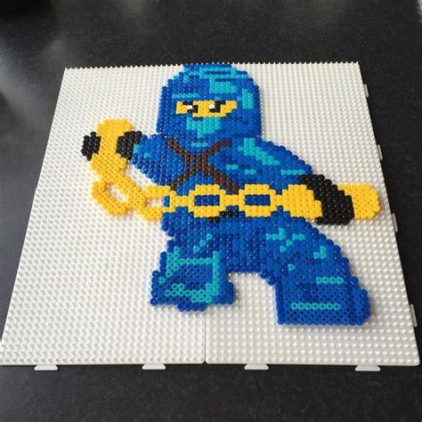 ninjago pattern lego ninjago hama beads by foerre perler drenge