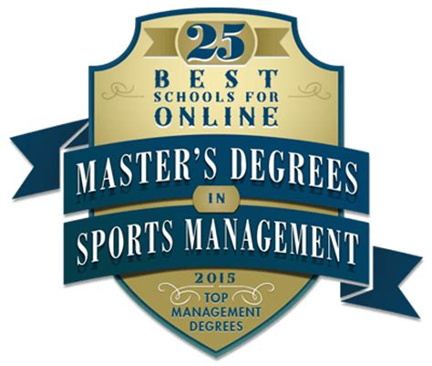 Best Mba Sports Management Programs by Marketing Masters Programs 28 Images Master Of