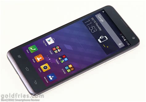 benq b502 smartphone review goldfries